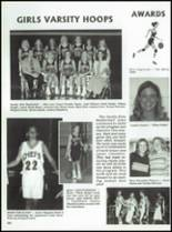 1999 White Pigeon High School Yearbook Page 108 & 109