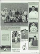 1999 White Pigeon High School Yearbook Page 112 & 113