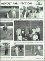 1999 White Pigeon High School Yearbook Page 120 & 121