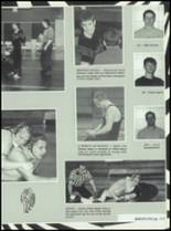 1999 White Pigeon High School Yearbook Page 124 & 125
