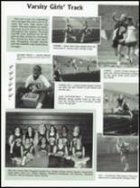 1999 White Pigeon High School Yearbook Page 128 & 129