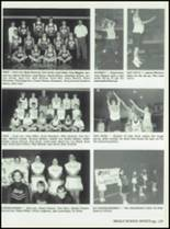 1999 White Pigeon High School Yearbook Page 136 & 137