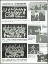 1999 White Pigeon High School Yearbook Page 138 & 139