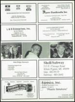 1999 White Pigeon High School Yearbook Page 142 & 143