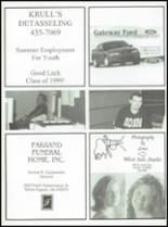 1999 White Pigeon High School Yearbook Page 148 & 149