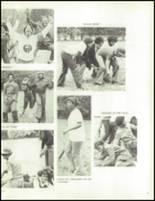 1973 Glenville High School Yearbook Page 12 & 13