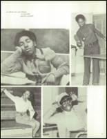 1973 Glenville High School Yearbook Page 14 & 15