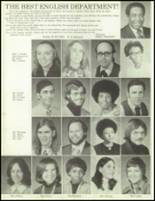1973 Glenville High School Yearbook Page 22 & 23