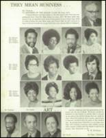 1973 Glenville High School Yearbook Page 24 & 25