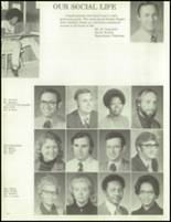 1973 Glenville High School Yearbook Page 26 & 27