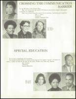 1973 Glenville High School Yearbook Page 30 & 31