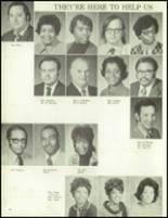 1973 Glenville High School Yearbook Page 32 & 33