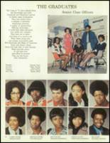 1973 Glenville High School Yearbook Page 42 & 43