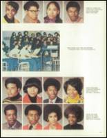 1973 Glenville High School Yearbook Page 68 & 69