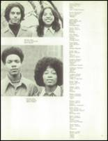 1973 Glenville High School Yearbook Page 94 & 95