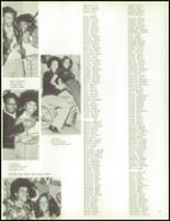 1973 Glenville High School Yearbook Page 100 & 101