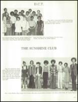 1973 Glenville High School Yearbook Page 136 & 137
