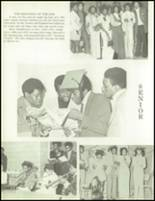 1973 Glenville High School Yearbook Page 168 & 169