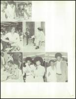1973 Glenville High School Yearbook Page 170 & 171