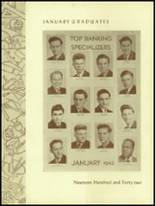 1942 East Technical High School Yearbook Page 26 & 27
