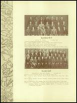 1942 East Technical High School Yearbook Page 80 & 81