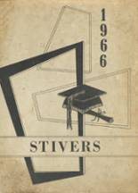 1966 Yearbook Stivers High School
