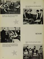 1962 St. James High School Yearbook Page 32 & 33