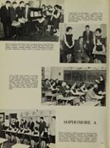 1962 St. James High School Yearbook Page 38 & 39