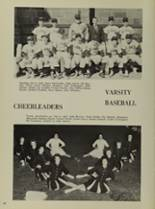 1962 St. James High School Yearbook Page 50 & 51