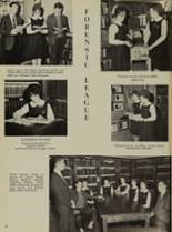 1962 St. James High School Yearbook Page 54 & 55