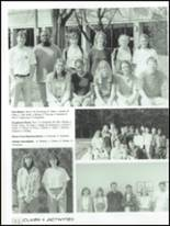 1996 Bloomington North High School Yearbook Page 56 & 57