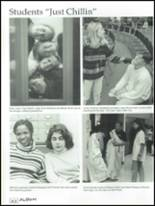 1996 Bloomington North High School Yearbook Page 86 & 87