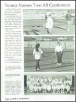 1996 Bloomington North High School Yearbook Page 154 & 155