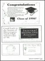 1996 Bloomington North High School Yearbook Page 162 & 163