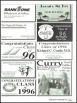1996 Bloomington North High School Yearbook Page 164 & 165
