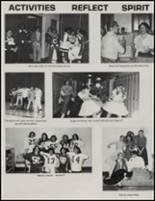 1981 Cleveland High School Yearbook Page 20 & 21