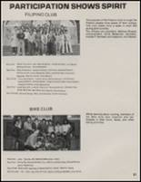 1981 Cleveland High School Yearbook Page 24 & 25