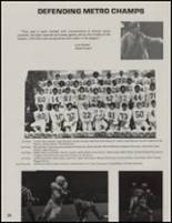 1981 Cleveland High School Yearbook Page 32 & 33