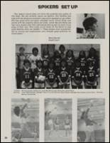 1981 Cleveland High School Yearbook Page 34 & 35