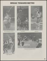 1981 Cleveland High School Yearbook Page 42 & 43