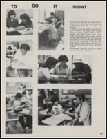1981 Cleveland High School Yearbook Page 48 & 49