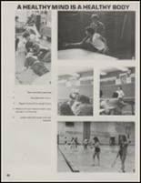 1981 Cleveland High School Yearbook Page 54 & 55