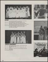 1981 Cleveland High School Yearbook Page 60 & 61