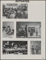 1981 Cleveland High School Yearbook Page 64 & 65
