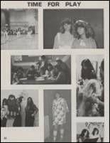 1981 Cleveland High School Yearbook Page 66 & 67