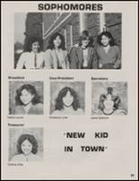 1981 Cleveland High School Yearbook Page 68 & 69