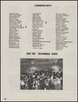1981 Cleveland High School Yearbook Page 100 & 101