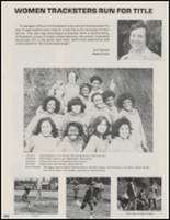 1981 Cleveland High School Yearbook Page 106 & 107