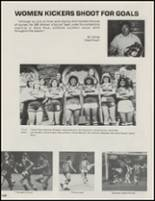 1981 Cleveland High School Yearbook Page 108 & 109