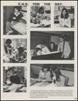 1981 Cleveland High School Yearbook Page 110 & 111